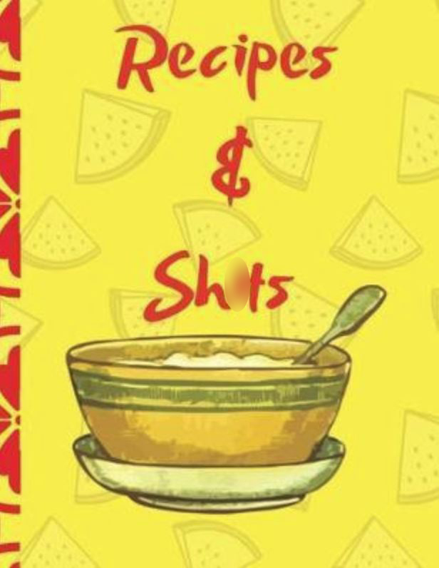 Recipes & Shit by Steve Roger