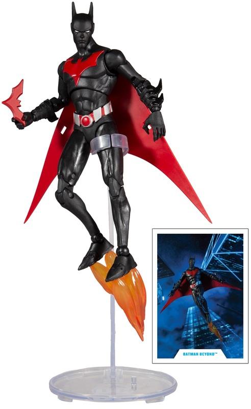 """DC Comics: Batman Beyond - 7"""" Action Figure"""