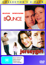 Bounce / Jersey Girl - Double Pack (2 Disc Set) on DVD