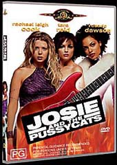 Josie & The Pussycats on DVD