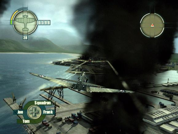 Blazing Angels: Squadrons of WWII for Xbox image