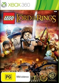 LEGO Lord of the Rings (Classics) for X360
