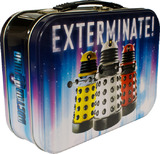 Doctor Who - Dalek Exterminate Lunchbox