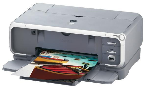 CANON PRINTER BUBBLE JET PIXMAR A4/USB iP3000