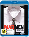 Mad Men - The Complete Second Season on Blu-ray