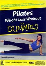 Pilates Weight Loss Workout For Dummies on DVD