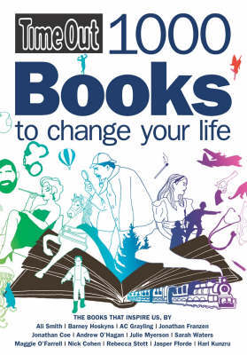 """Time Out"" 1000 Books to Change Your Life by Time Out Guides Ltd"