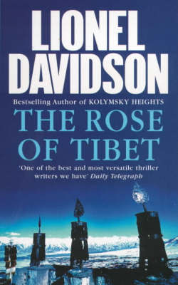 The Rose of Tibet by Lionel Davidson image