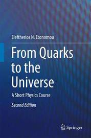 From Quarks to the Universe by Eleftherios N Economou image