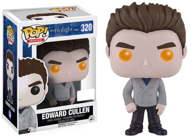 Twilight - Edward Cullen (Vampire Mode) Pop! Vinyl Figure
