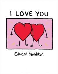 I Love You by Edward Monkton