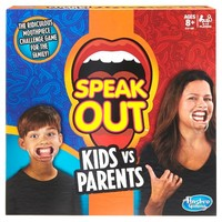 Speak Out: Kids Vs Parents - Family Trivia Game