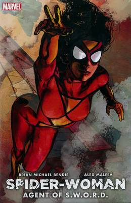 Spider-woman: Agent Of S.w.o.r.d. by Brian Michael Bendis