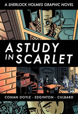 Study in Scarlet by Arthur Conan Doyle