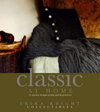 Erika Knight Collectables: Classic at Home by Erika Knight image