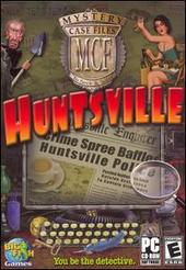 Mystery Case Files: Huntsville (Jewel case packaging) for PC Games
