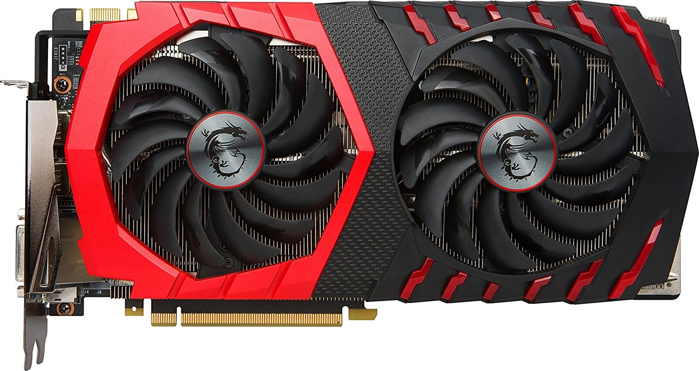 MSI GeForce GTX 1080 TI Gaming X 11GB Graphics Card image