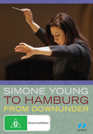 Simone Young - To Hamburg from Downunder DVD