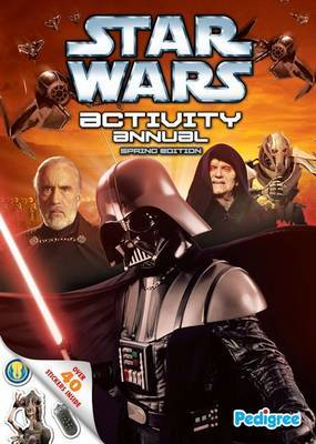 Star Wars Spring Activity Annual: 2010 image