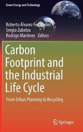 Carbon Footprint and the Industrial Life Cycle image