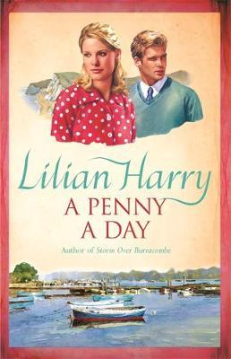 A Penny A Day by Lilian Harry image