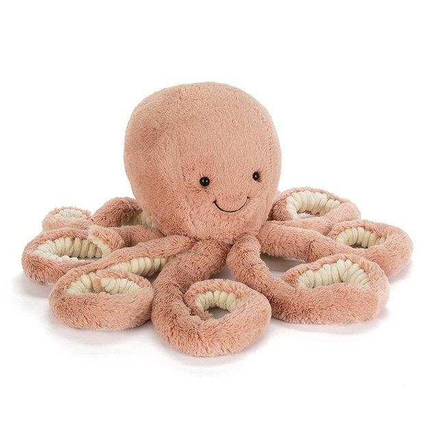Jellycat: Odell Octopus Little
