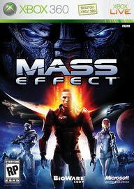 Mass Effect (ex shelf stock) for Xbox 360