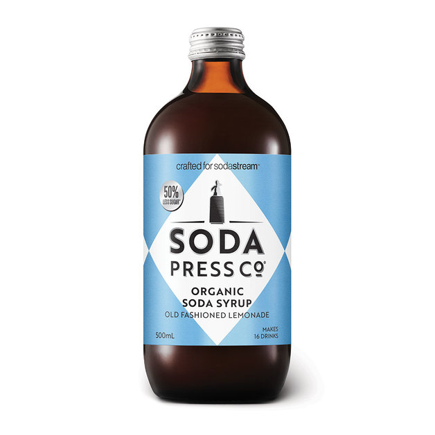 Soda Press: Old Fashioned Lemonade