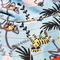 Banz Carewear: Reversible Sunhat - Jungle (2 years)