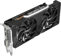 NVIDIA GeForce GTX 1660 Ti Dual 6GB Palit GPU