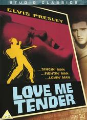 Love Me Tender (Studio Classics) on DVD