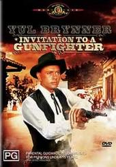 Invitation To A Gunfighter on DVD