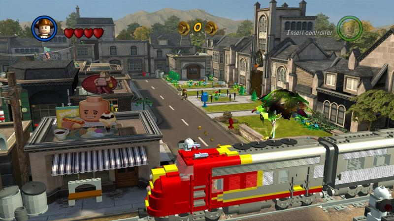 LEGO Indiana Jones 2: The Adventure Continues for PC Games image