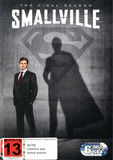 Smallville - The Complete 10th Season (The Final Season) DVD