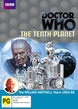 Doctor Who: The Tenth Planet DVD