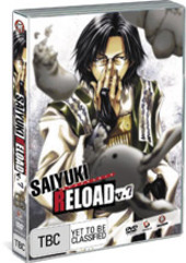 Saiyuki Reload - Vol. 7 on DVD