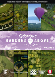 Glorious Gardens From Above: Volume 2 - Scottish Borders To Aberdeenshire DVD