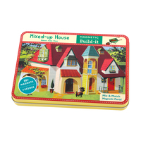 Houses Magnetic Building Set