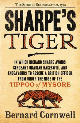 Sharpe's Tiger by Bernard Cornwell image