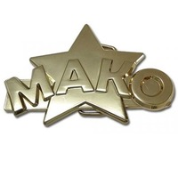 Kill la Kill: Mako's Ring Belt Buckle