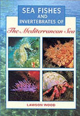 Sea Fishes and Invertebrates of the Mediterranean by Lawson Wood image