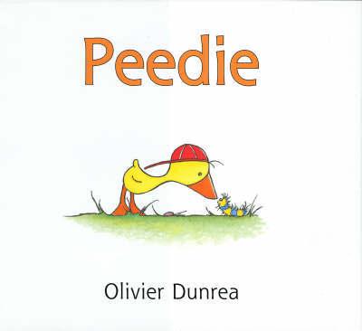 Peedie Board Book by Olivier Dunrea image