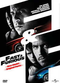 Fast & Furious on DVD