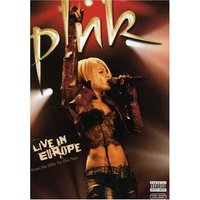 Pink - Live In Europe on DVD
