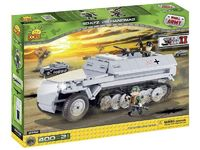 Cobi: World War 2 - SD KFZ 251 Hanomag