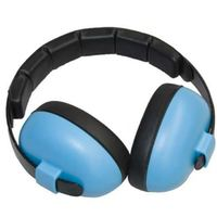 Banz Carewear: Safe 'n' Sound Bluetooth-Enabled Mini Muffs - Blue