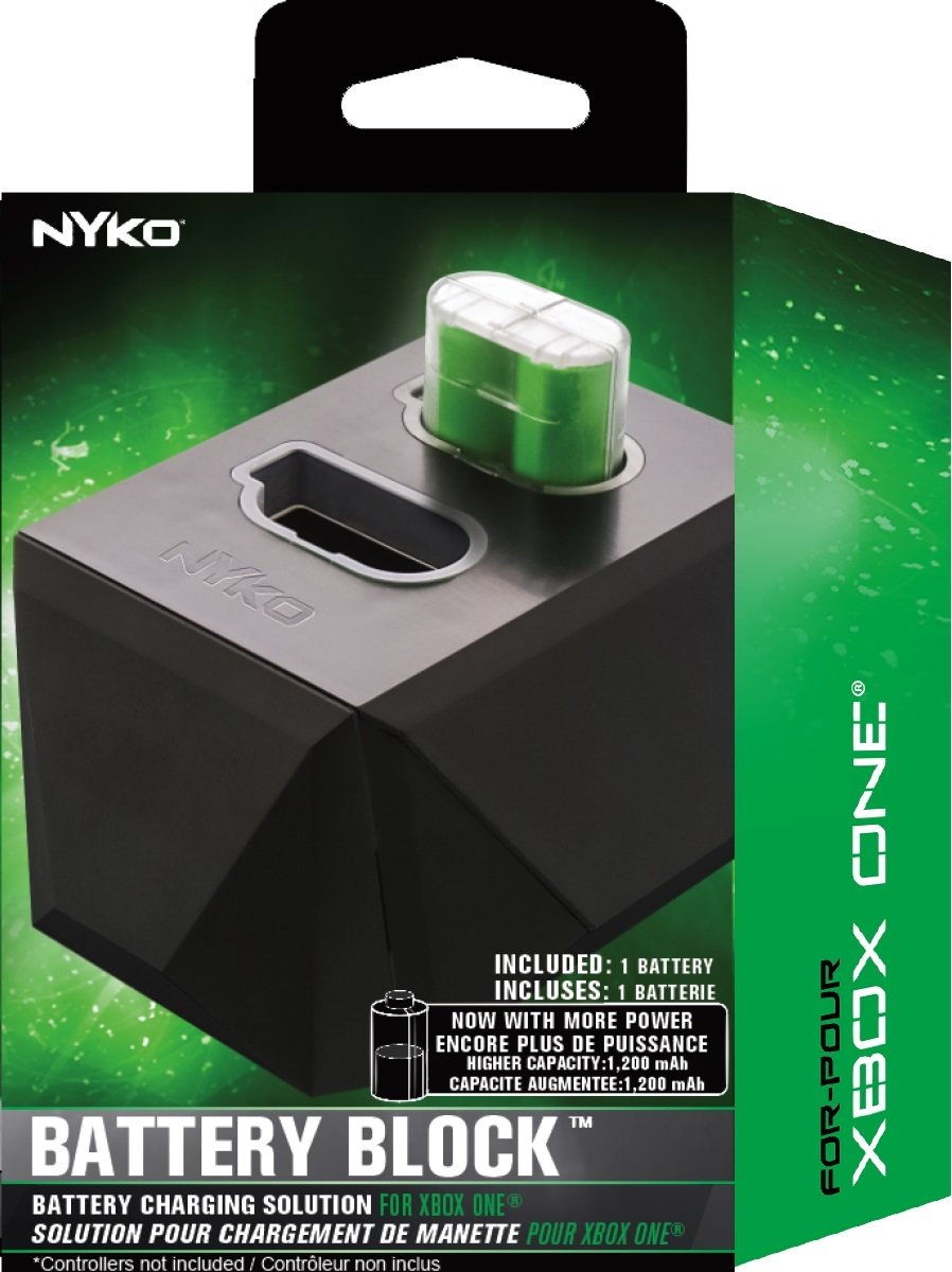 Nyko Xbox One Battery Block for Xbox One image