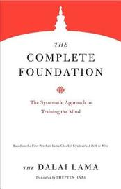 The Complete Foundation by Dalai Lama