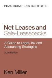 Net Leases and Sale-Leasebacks by Ken Miller image