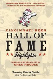 Cincinnati Reds Hall of Fame Highlights image
